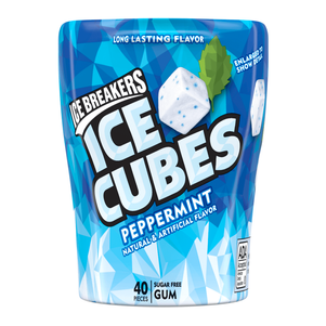 Ice Cubes Gum Peppermint