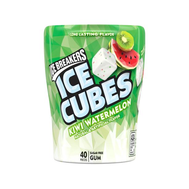 Ice Cubes Kiwi Watermelon
