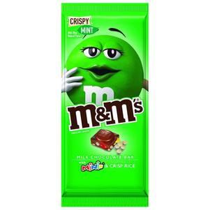 Mint Chocolate w/ Minis & Crisp Rice