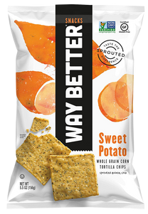 Simple Sweet Tortilla Chips