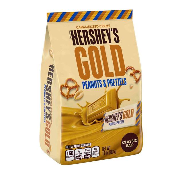 Golds Peanuts & Pretzels