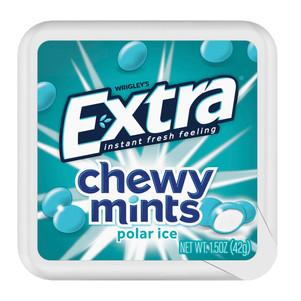 Extra Chewy Mints Polar Ice