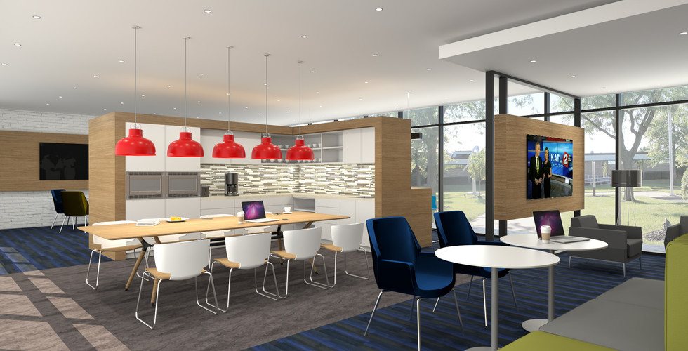Kitchenette & Lounge