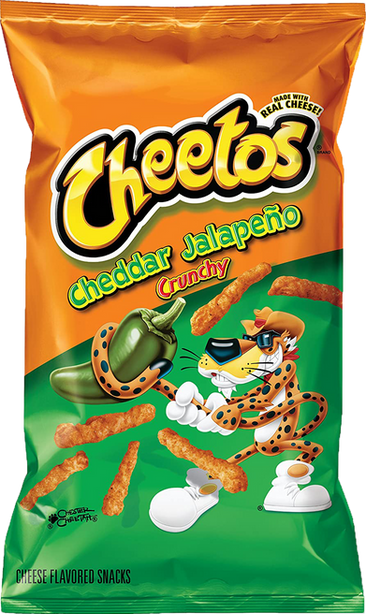 Cheddar Jalapeno Crunchy