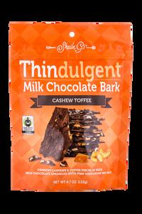 Milk Chocolate & Cashew Toffee