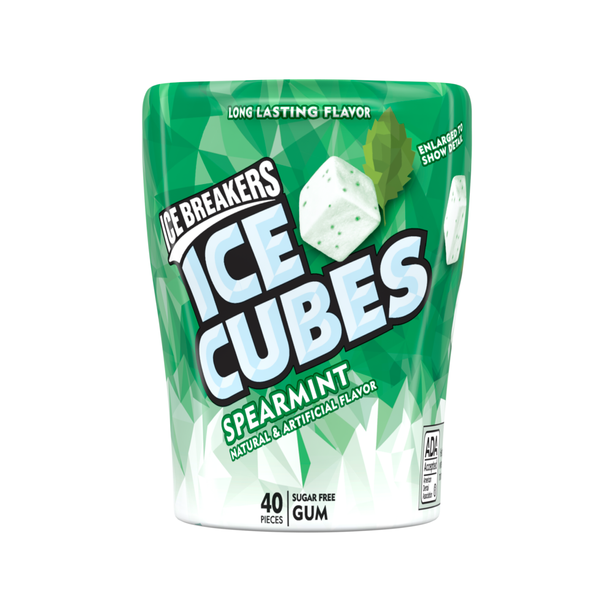 Ice Cubes Spearmint