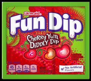 Cherry Yum Diddly Dip