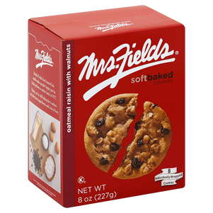 Soft Baked Oatmeal Raisin w/ Walnut