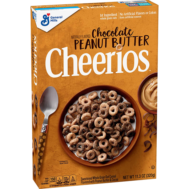 Cheerios Chocolate Peanut Butter