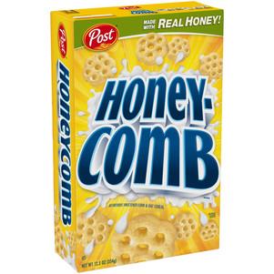 Sweetened Corn & Oat Cereal