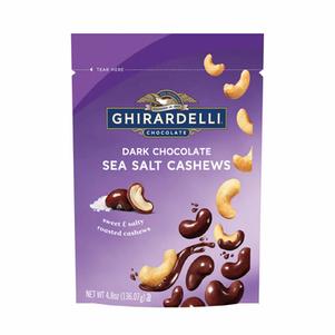 Dark Chocolate Sea Salt Cashew