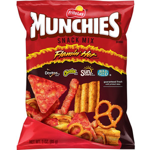 Snack Mix Flamin Hot