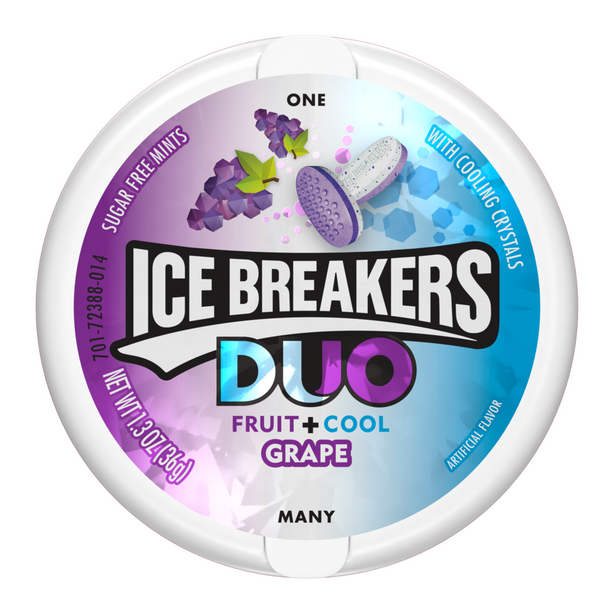 Duo Fruit + Cool Grape