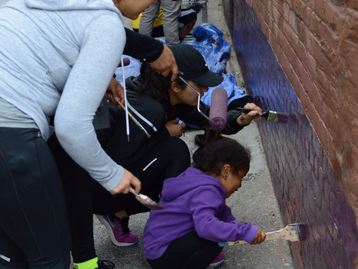 Public Art Transforms In the Great Streets Initiative