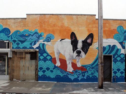 Using Public Art to Heal Rockaway Beach