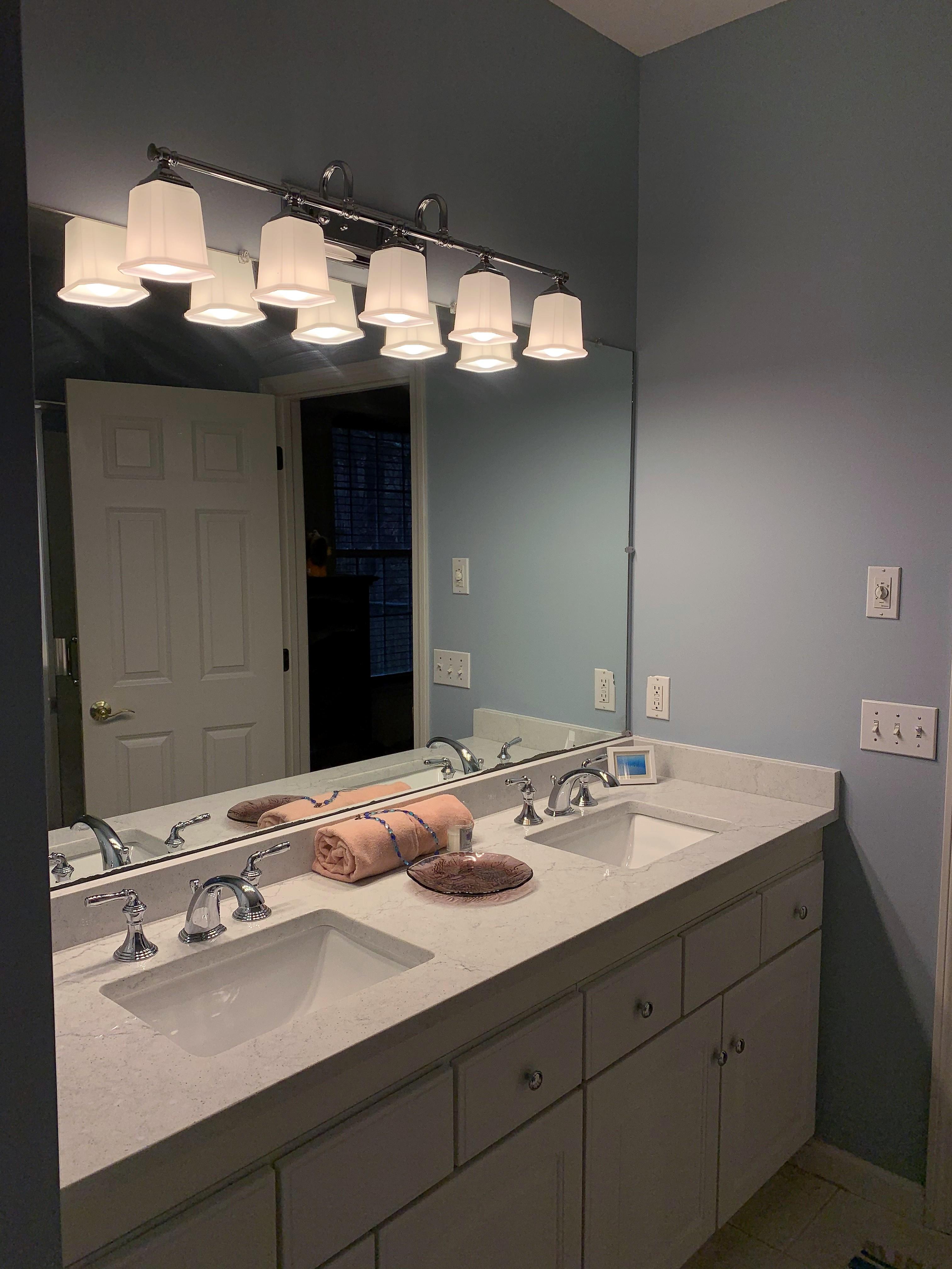 Vanity in Artificial Light