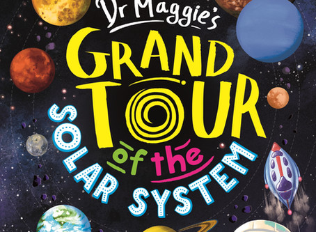 Review & Teacher Resources: Dr. Maggie's Grand Tour of the Solar System