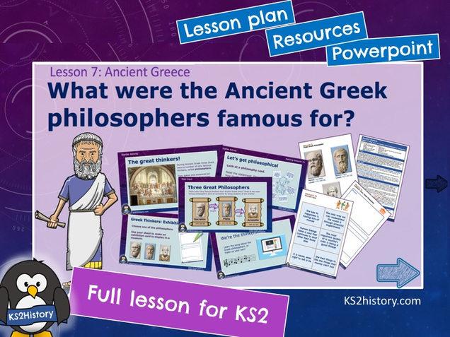 Ancient Greece Lesson 7