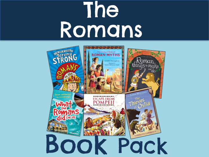 The Romans Book Pack