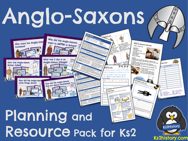Anglo-Saxon Pack