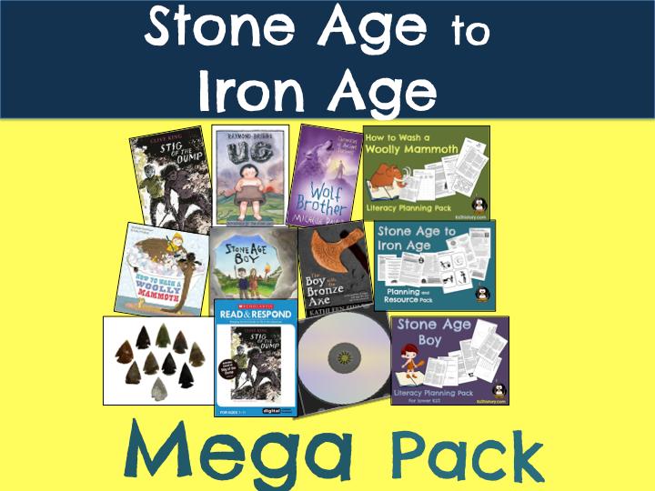 Stone Age to Iron Age Mega Pack