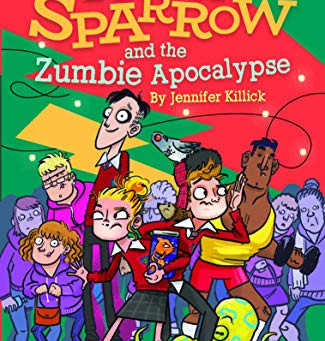 Review: Alex Sparrow and the Zumbie Apocalypse