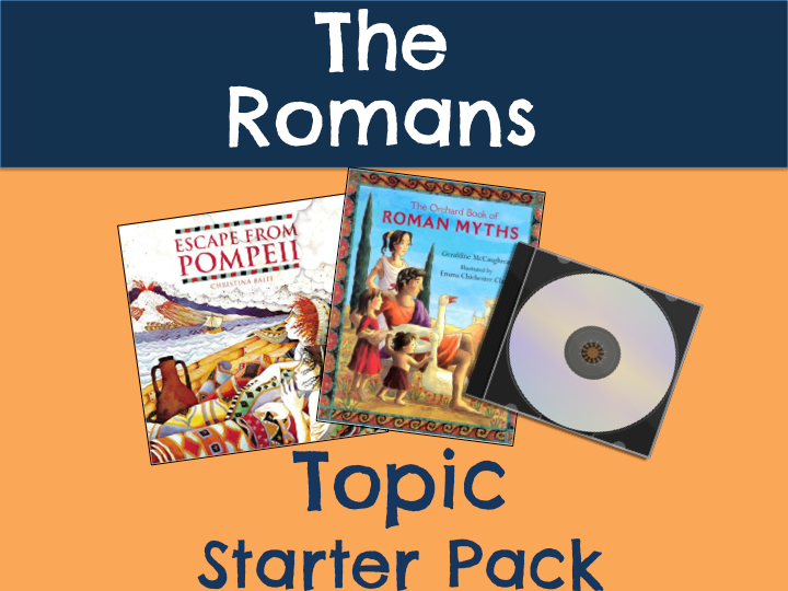 The Romans Topic Starter Pack