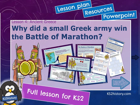 Ancient Greece Lesson 4