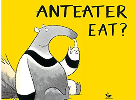 Review: What Does an Anteater Eat?