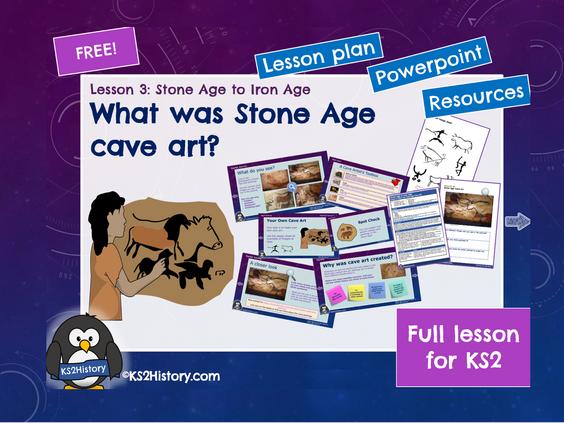 Stone Age Cave Art