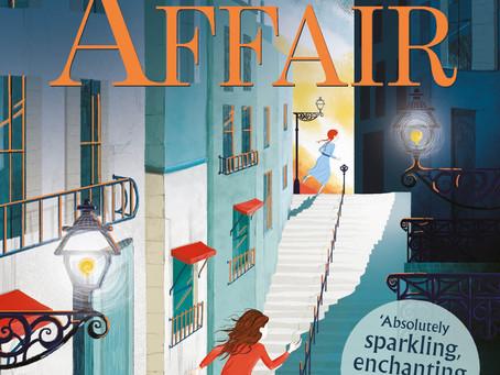 Blog Tour, Review & Author Blog: The Pear Affair / Judith Eagle