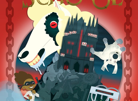 Review & Blog Tour: 'Gangster School 3: Gruffles and the Killer Sheep'