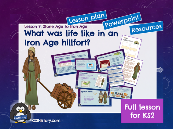 Iron Age Hillforts