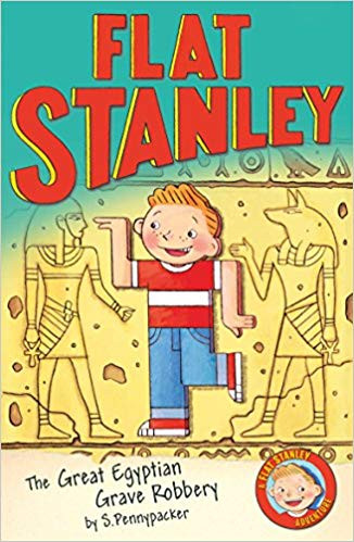 Flat Stanley: The Great Egyptian Grave R