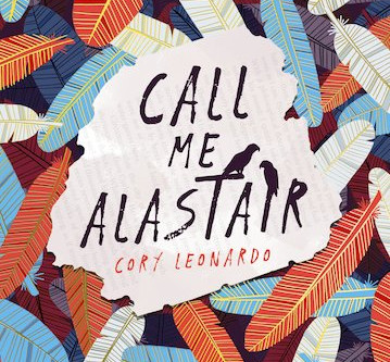 Review, Giveaway & Author Post: Call Me Alastair