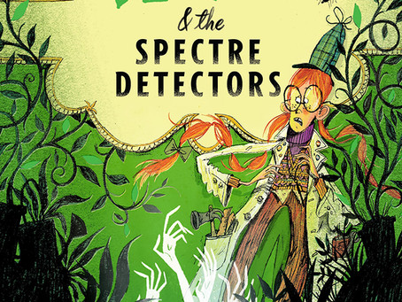 Blog Tour, Review & Author Blog: Demelza & the Spectre Detectors