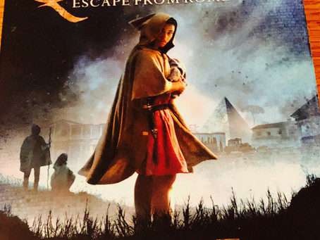 The Roman Quests: Escape from Rome (1)