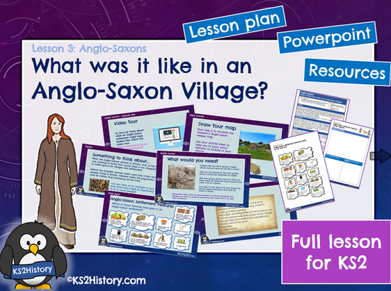 Lesson 3 Anglo-Saxons