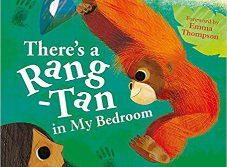 Review/Blog Tour: There's a Rang-Tan in My Bedroom