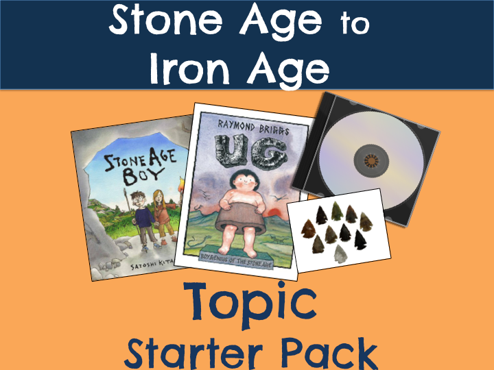Stone Age to Iron Age Topic Starter Pack