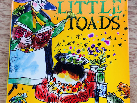 Review: Ten Nasty Little Toads