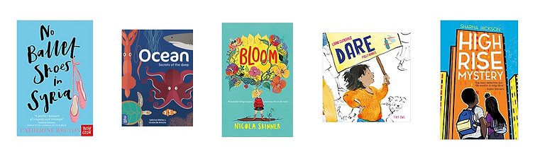 April 2019 Books of the Month