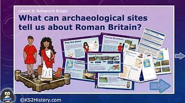 ROman sites in Britain lesson ks2.png