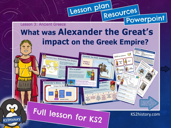 What was Alexander the Great's impact on the Greek empire?