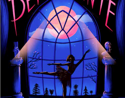 Review & Author Blog: Peril en Pointe /  Helen Lipscombe