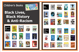 Black Lives. & Black History Booklistpng
