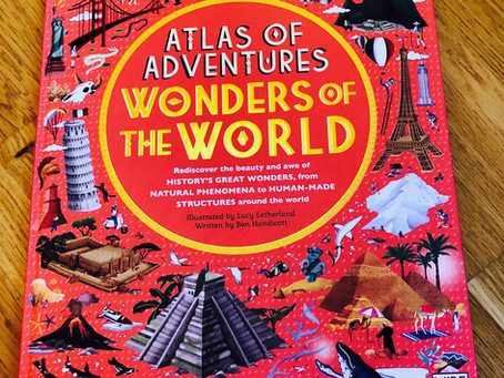 Review: Atlas of Adventures: Wonders of the World