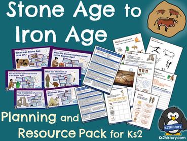 Stone Age to Iron Age Unit