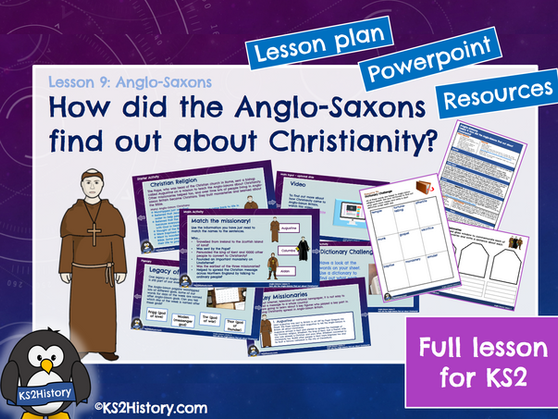 Lesson 9 Anglo-Saxons