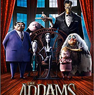 Review & Giveaway: 'The Addams Family: The Story of the Animated Movie'